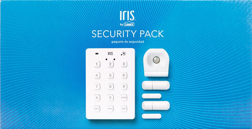 Iris Security Pack at Lowes com
