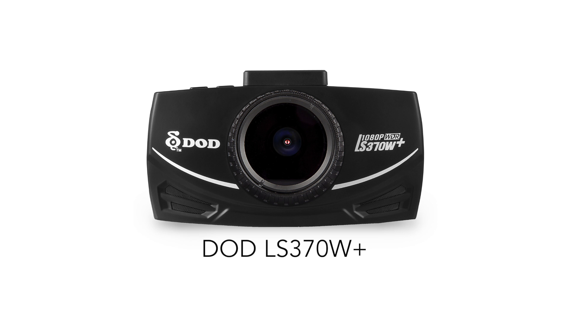Dod ls370w high definition dash cam with 32 gb microsd card
