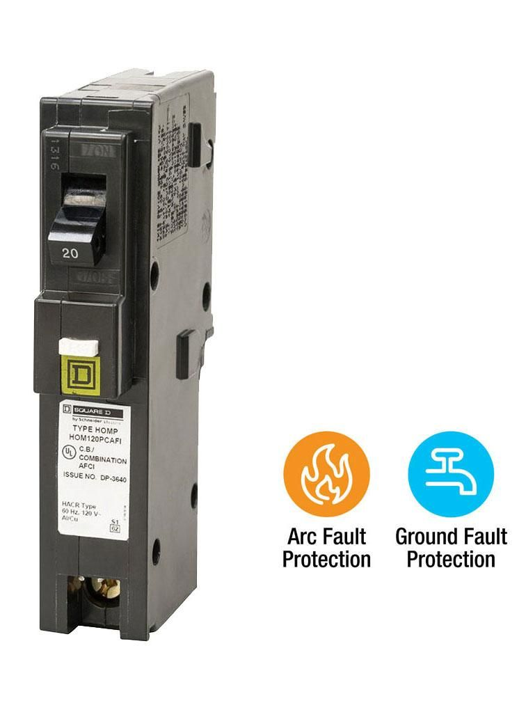 Provide Enhanced Protection Against Home Electrical Fires The Square D