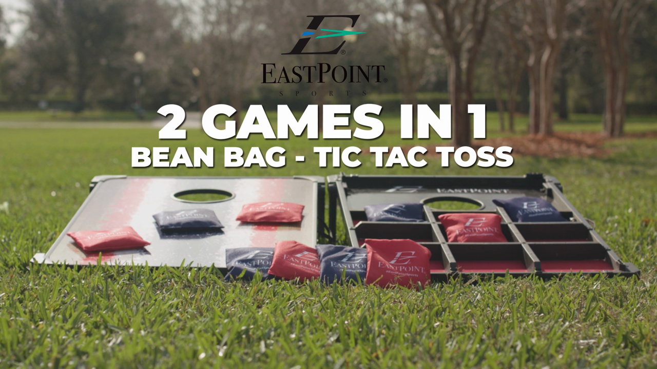 Super Eastpoint Sports Bean Bag Toss And Tic Tac Toss Set Fun Onthecornerstone Fun Painted Chair Ideas Images Onthecornerstoneorg