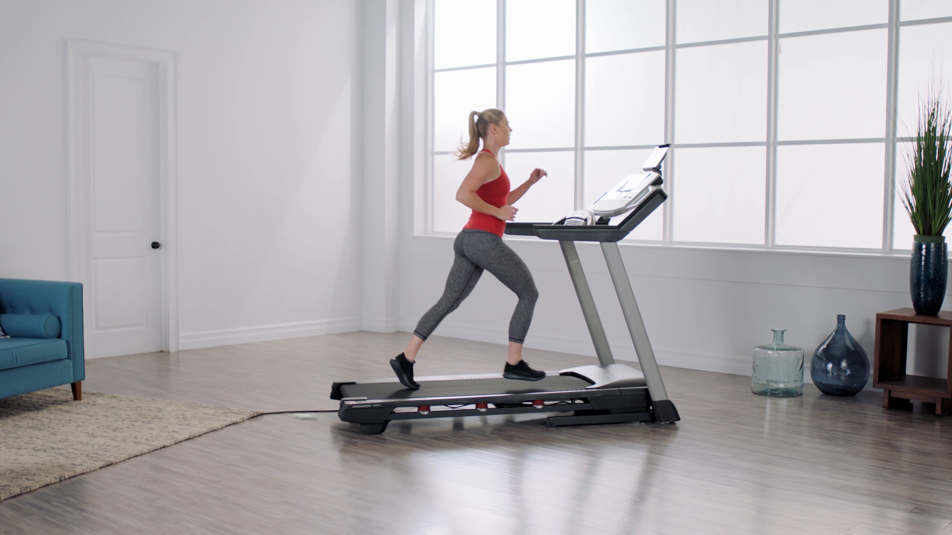 Proform Premier 1300 Smart Treadmill With 1 Year Ifit Coach Included