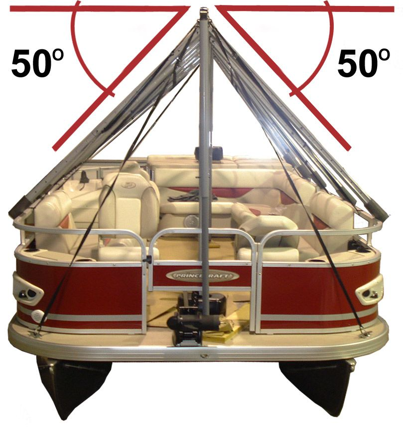 Navigloo Winter Shelter System for Boats 6 09 m to 7 01 m (20 ft  to 23 ft )