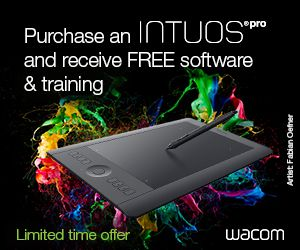 Wacom | Intuos Pro Professional Pen & Touch Tablet (Small) | PTH451