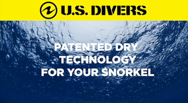 U S Divers Youth Snorkel Set