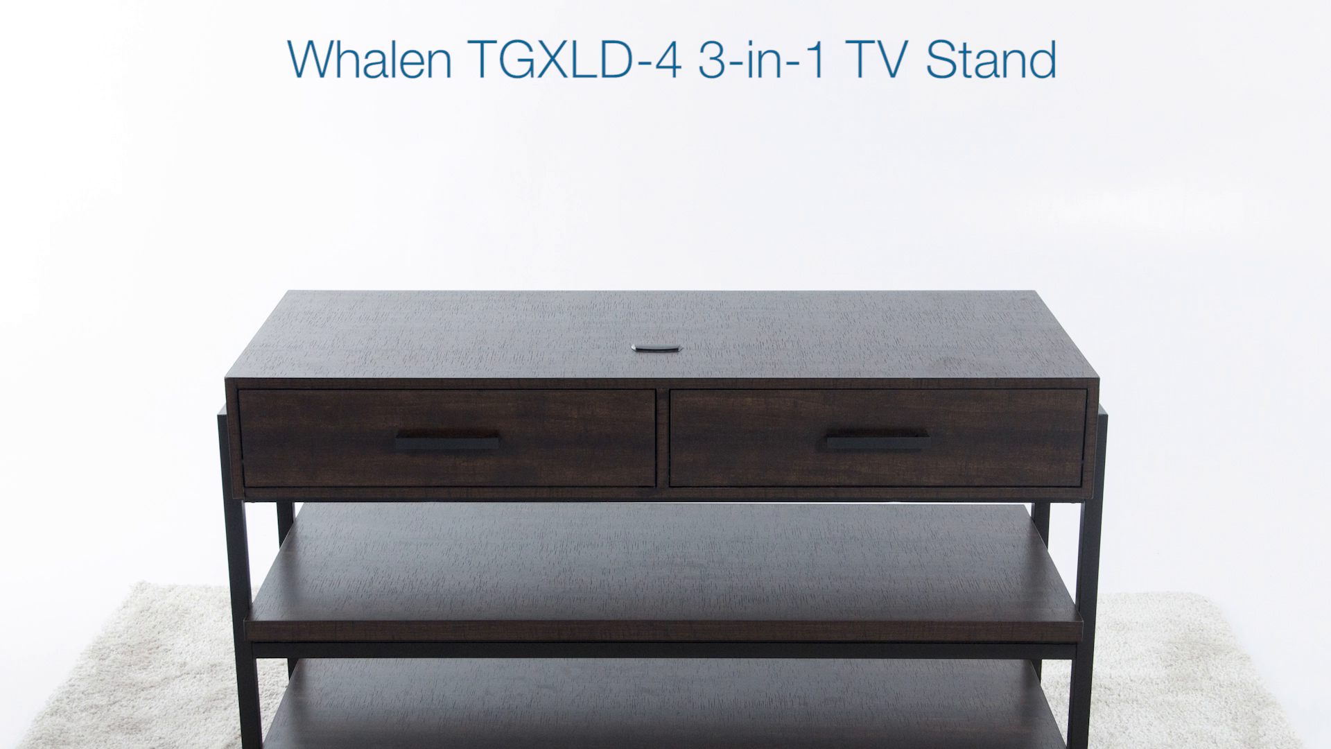 Whalen 3 In 1 Tv Stand Tgxld 4 Video Guides