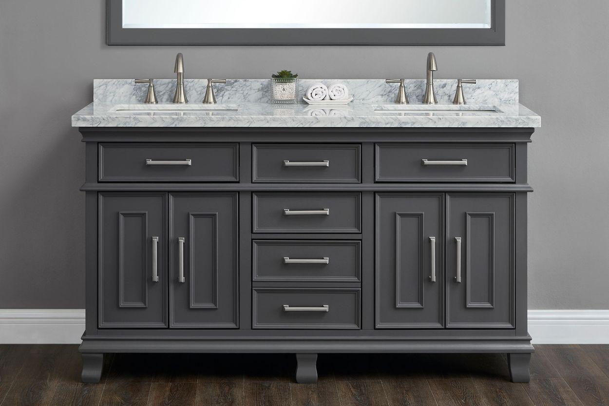 Brayden 60 Double Sink Bath Vanity By