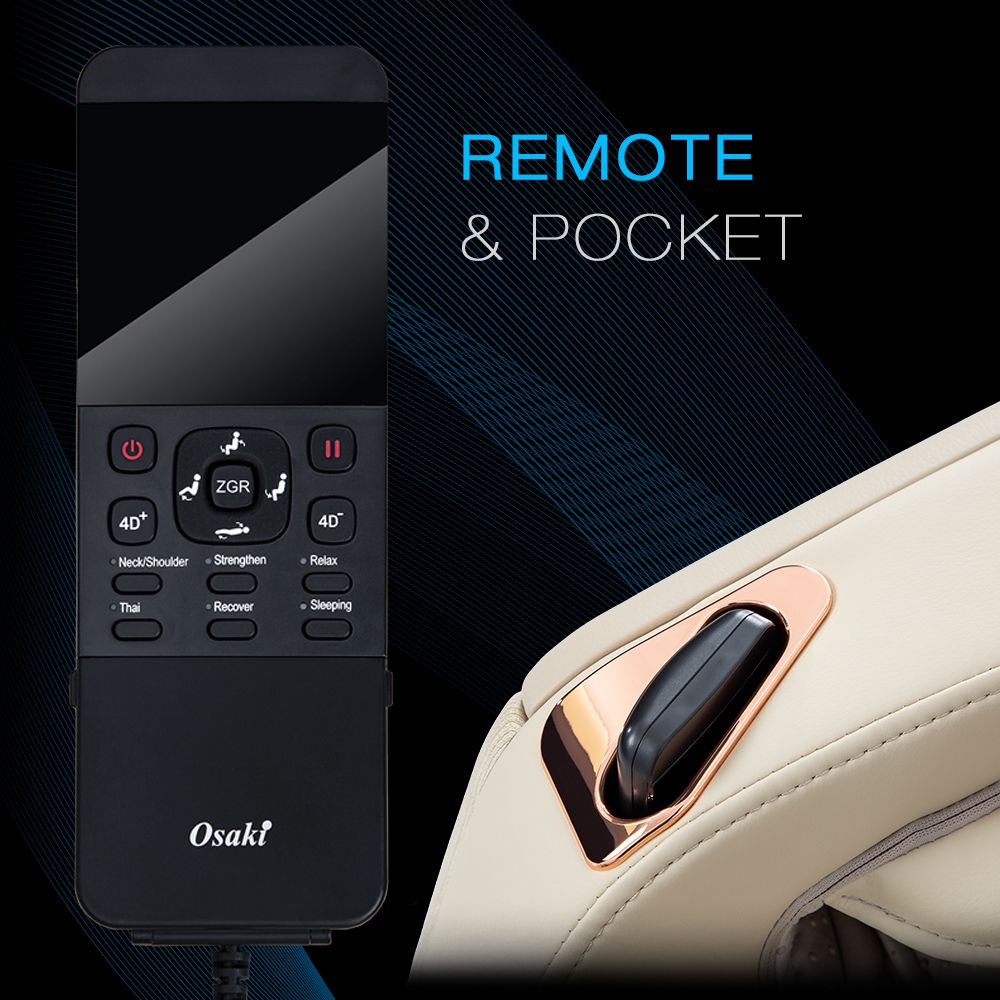 Remote and pocket
