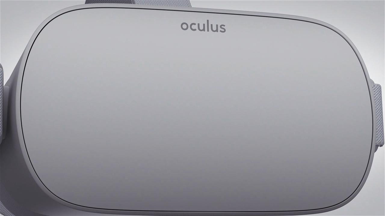Oculus Go Standalone Virtual Reality Headset - 32GB Oculus