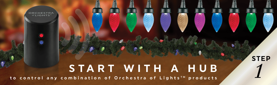Orchestra Of Lightstm Creates The Ultimate Holiday Light Show For A Dazzling Synchronized Extravaganza Unlike Any Other Instantly Display High Tech Led