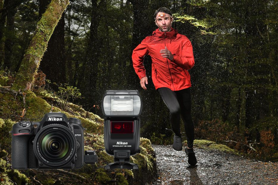 Nikon D7500 DSLR Camera 2 Lens Bundle