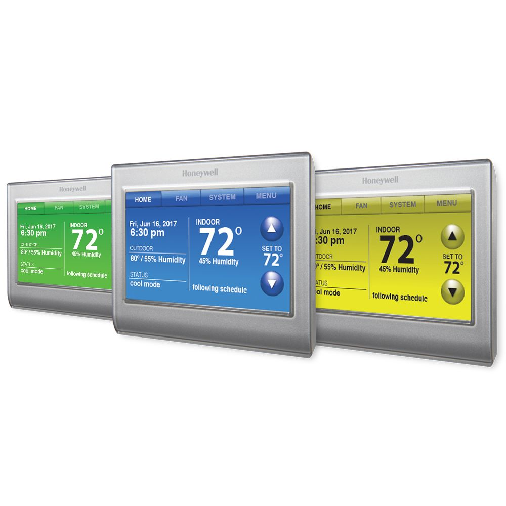 Honeywell Wi-Fi Smart Thermostat with Wi-Fi Compatibility at Lowes com
