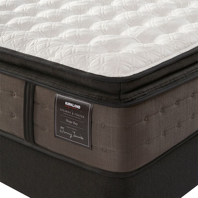 Kirkland Signature By Stearns And Foster Hope Bay King Mattress Only