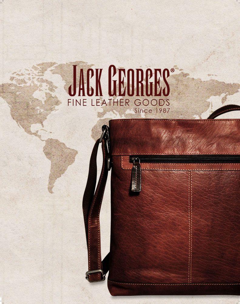 e03b8a443d Jack Georges fine leather goods