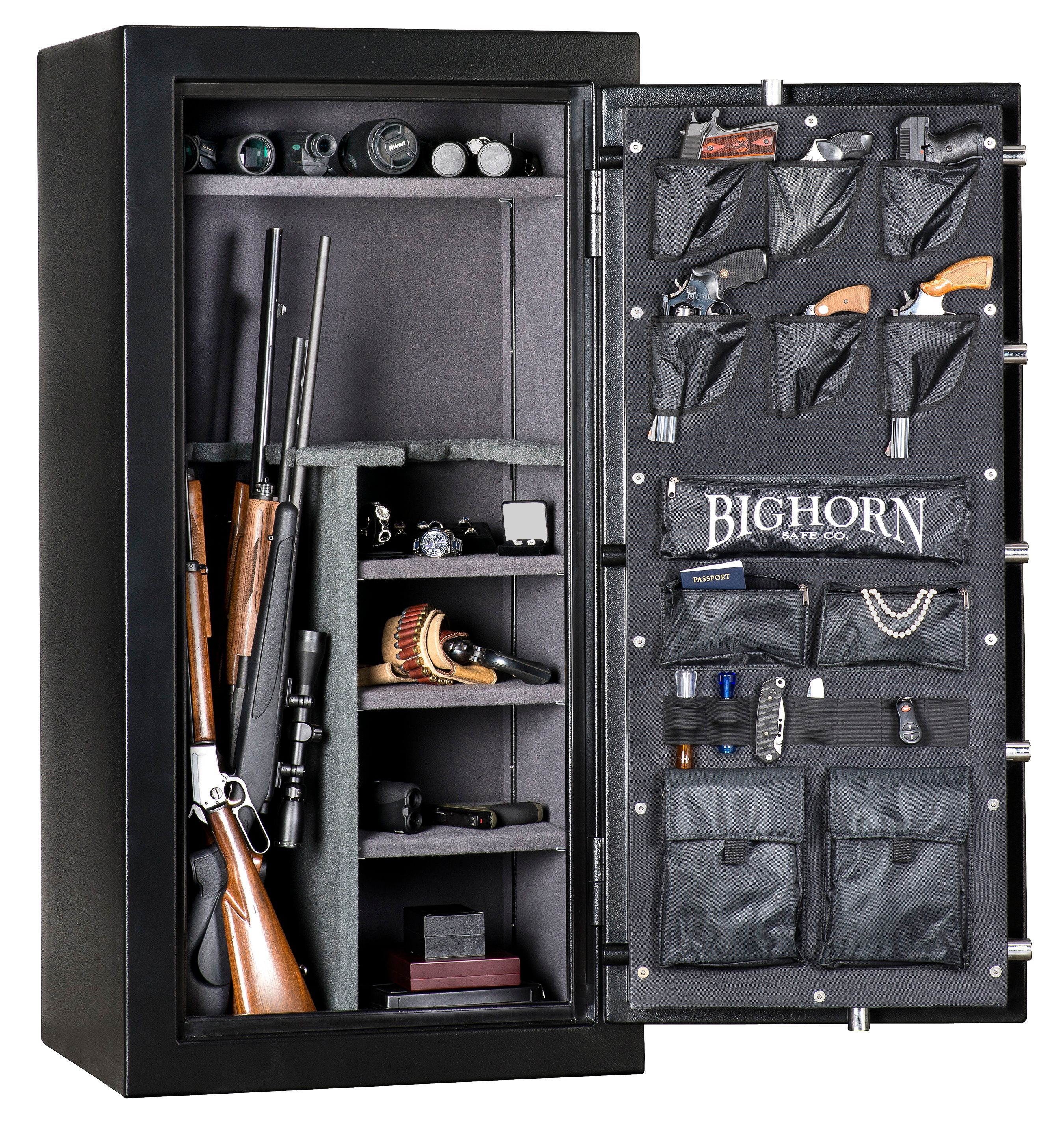 Bighorn 24 Cu Ft Gun Safe, 70 min Fire Protection