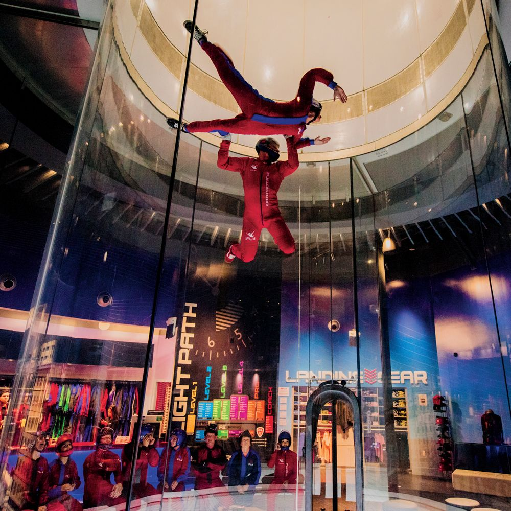 iFLY Indoor Skydiving Two $50 eGift Cards