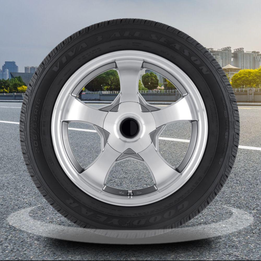 Goodyear Viva 3 All Season Tire 215 60r16 95t Walmart Com