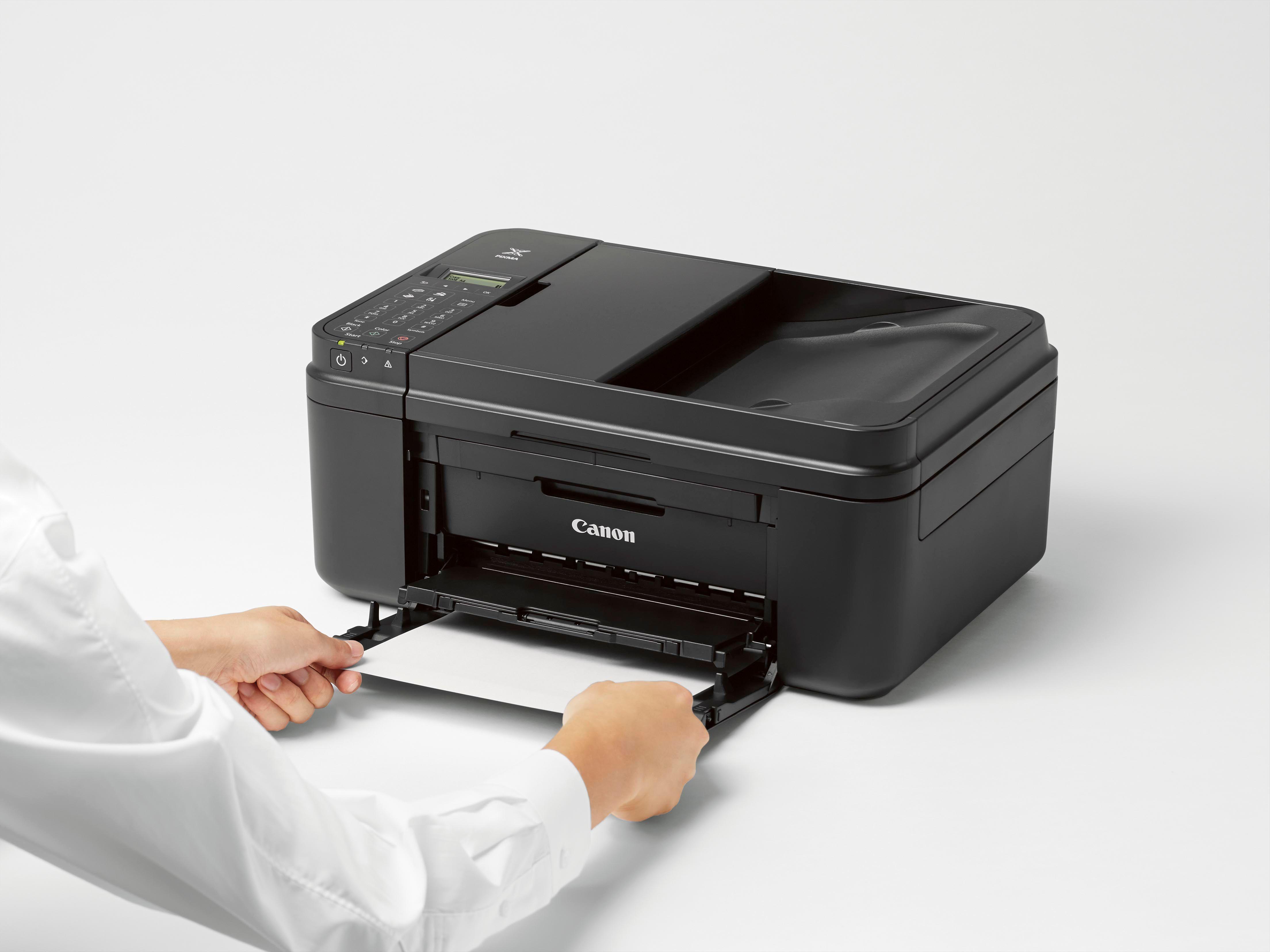 Canon PIXMA MX490 Wireless Office All-in-One Inkjet Printer/Copier