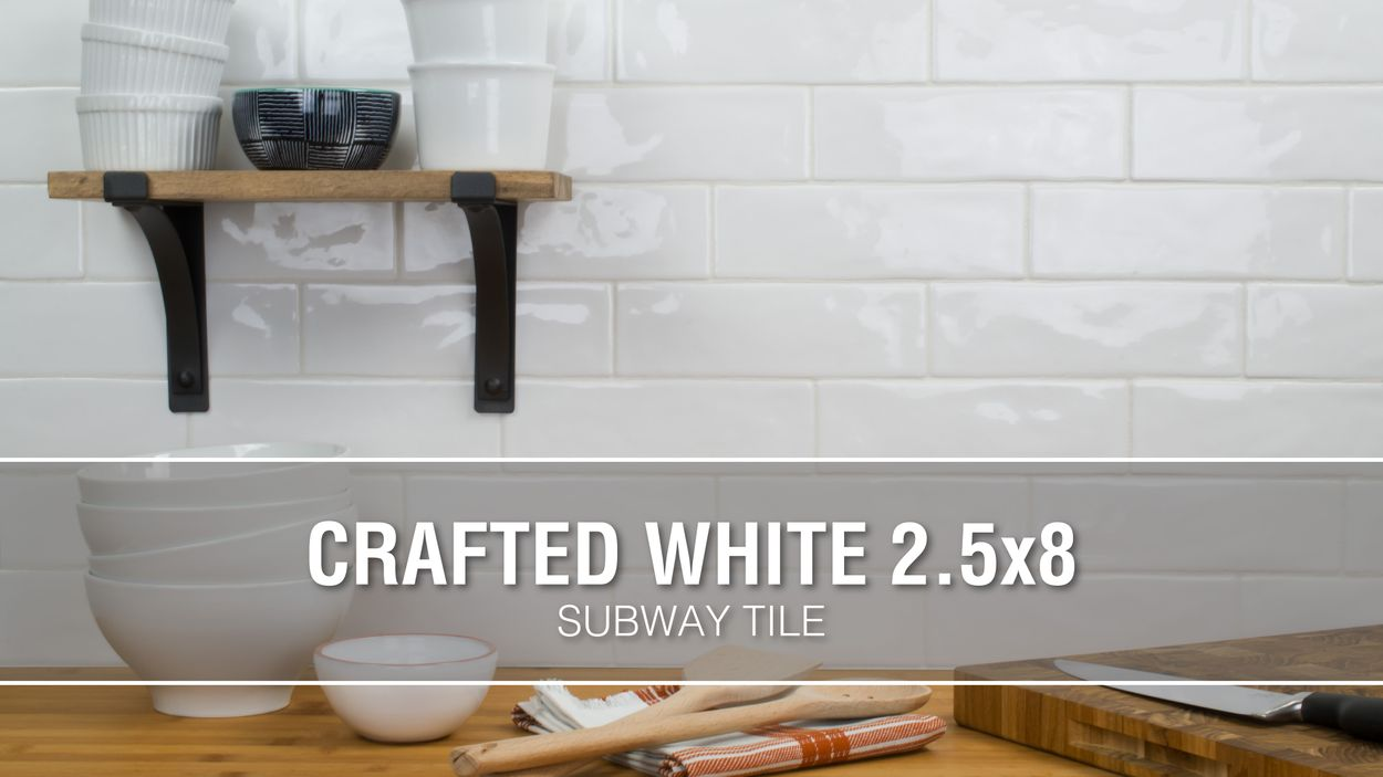 Boutique Ceramic Hand Crafted White 3 In X 8 In Glazed Ceramic Brick Subway Wall Tile In The Tile Department At Lowes Com,Vital Proteins Collagen Creamer Nutrition Facts