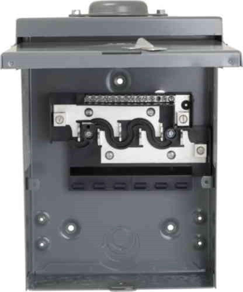 Awe Inspiring Square D 12 Circuit 100 Amp Main Lug Load Center At Lowes Com Wiring Digital Resources Remcakbiperorg
