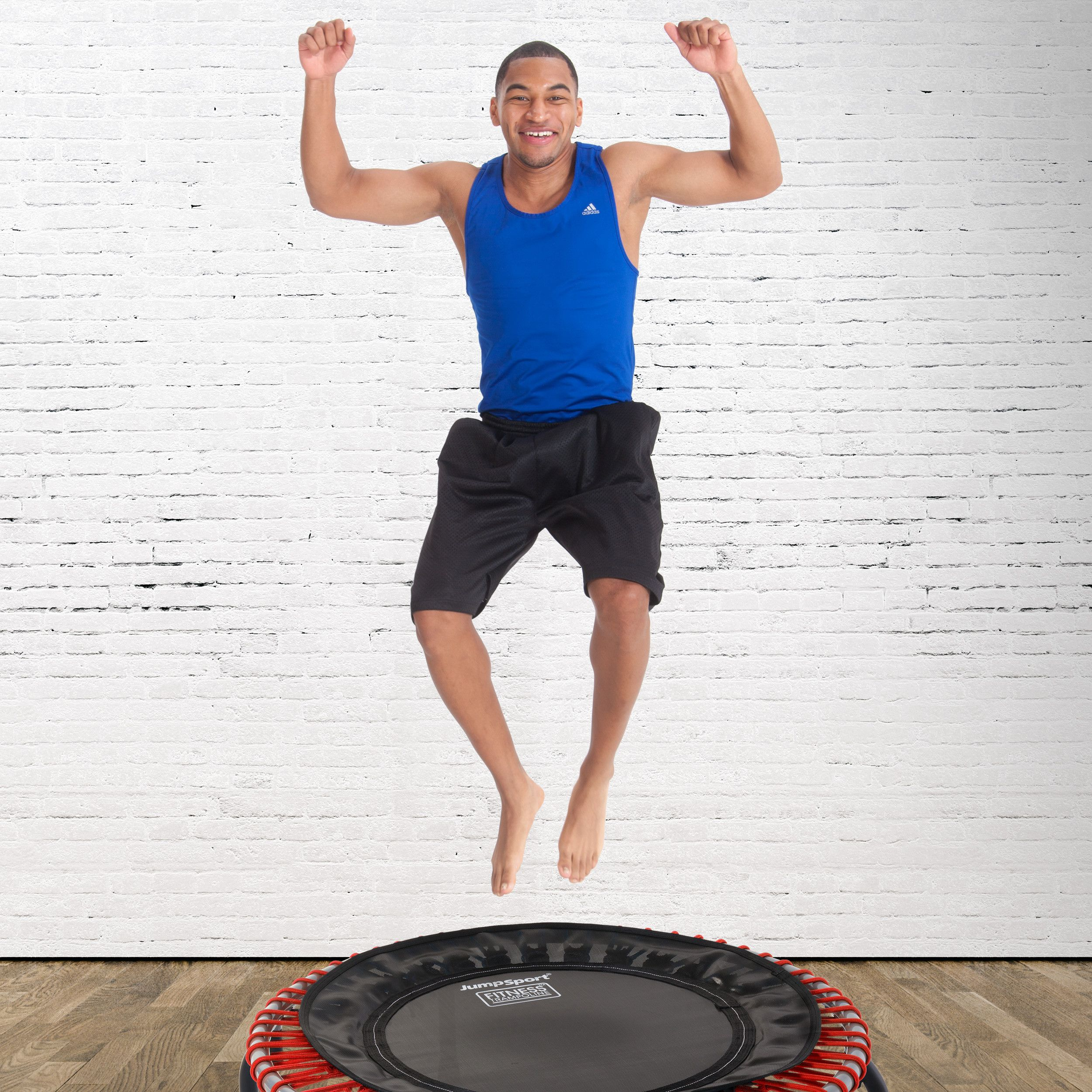 How To Lose Your Tummy With Trampoline Exercises Fun Amp